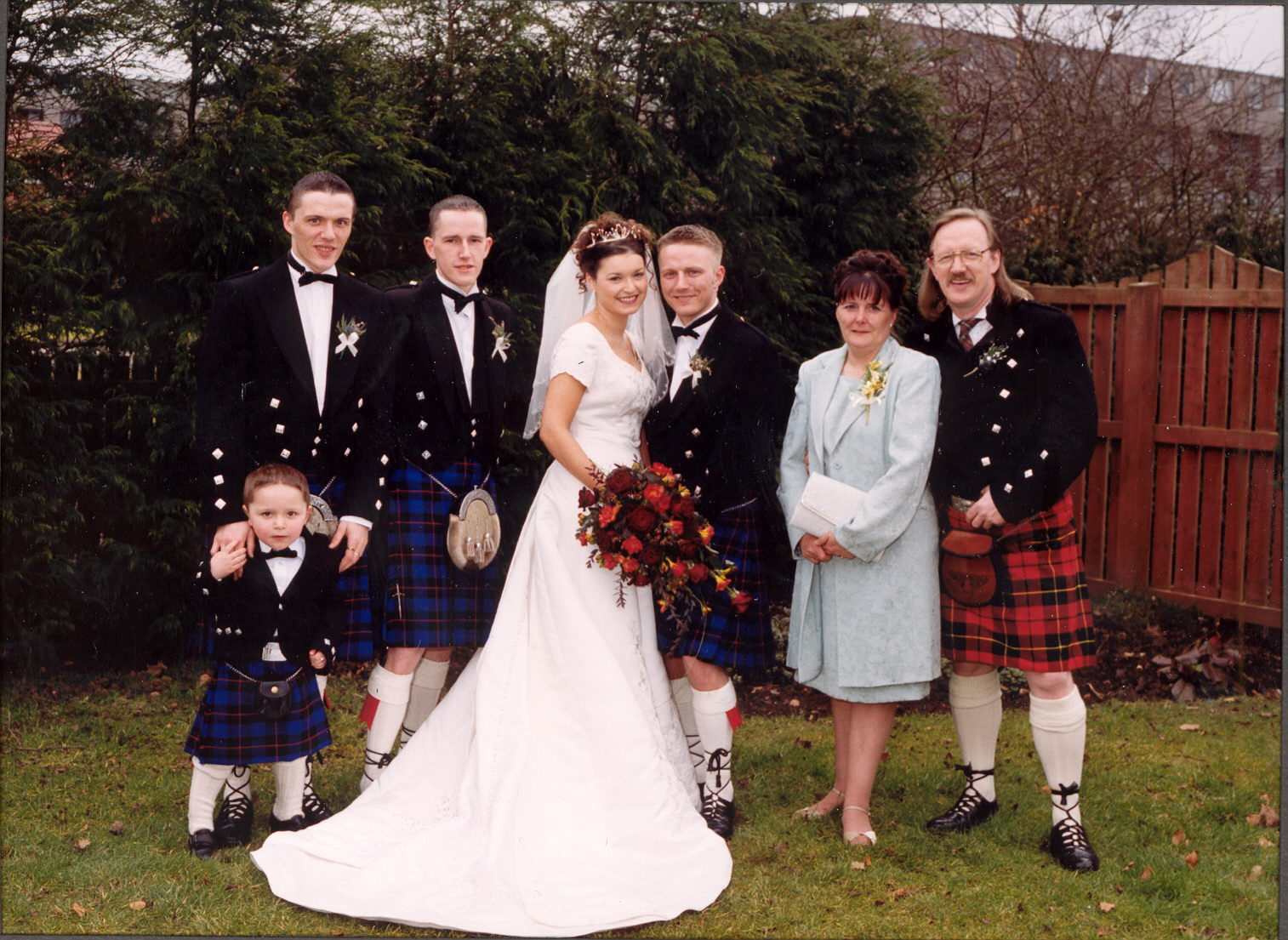 CELTIC WEDDING BAND Scottish Braveheart Style With Bagpipes And Fiddles